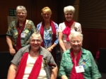 Ladies enjoy National Conference